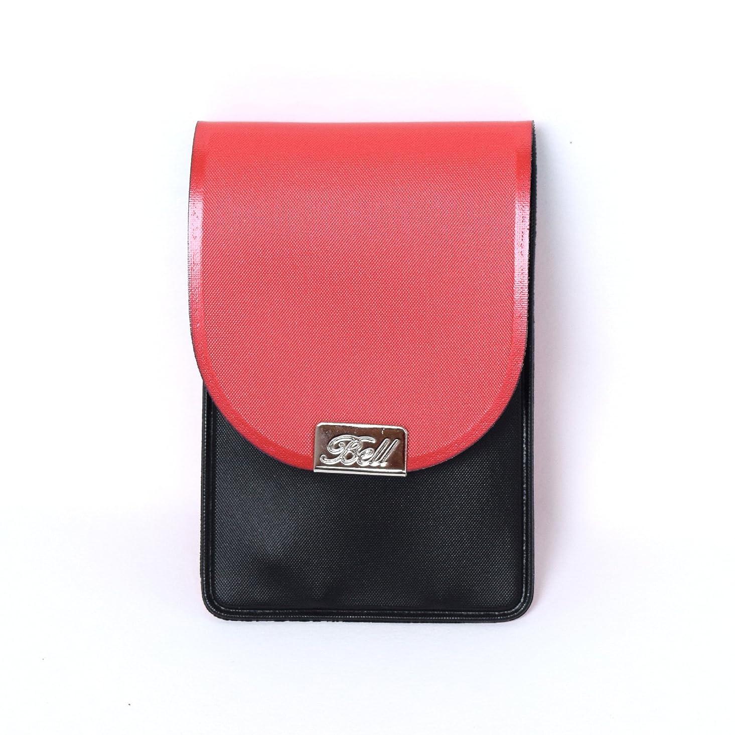 血色の良いうなるBELL Manicure Sets BM-991Bポータブル爪ケアセットトラベル爪切りセットステンレス鋼の失速構成ブラック&レッドの配色高周波ケースPortable Nail Clippers Nail Care Set
