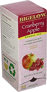 Bigelow Cranberry Apple Tea (Box of 28)