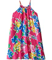 Polo Ralph Lauren Kids - Floral Halter Dress (Little Kids)