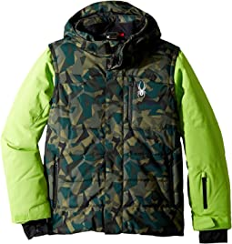 Spyder Kids - Axis Jacket (Big Kids)