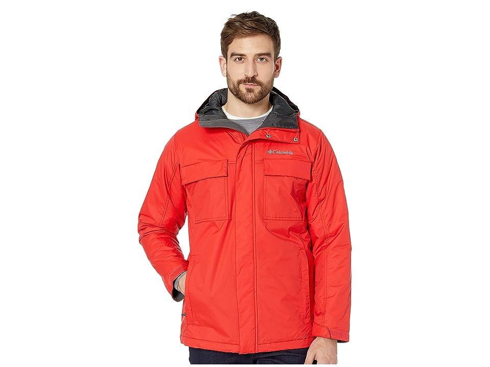 Columbia Ten Fallstm Jacket (Red Spark) Men