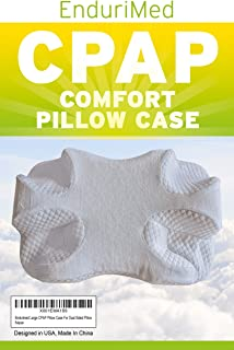 Endurimed Large CPAP Pillow Case for Dual Sided Pillow