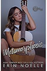 Metamorphosis (Book Boyfriend Series 1) Kindle Edition
