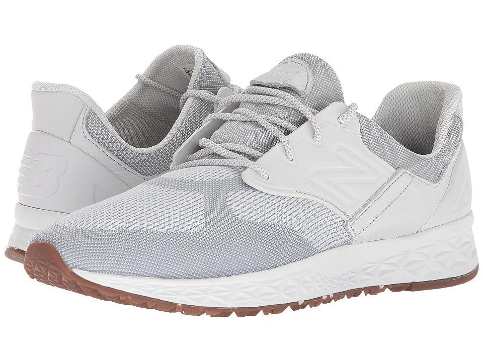 New Balance Classics MFL100v1 (Nimbus Cloud/White) Men's Running Shoes