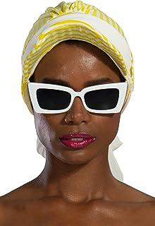 قبعة فيزور للنساء نيوزبوي القطن بونيت قبعة غطاء الشعر