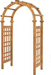 cedar trellises and arbors
