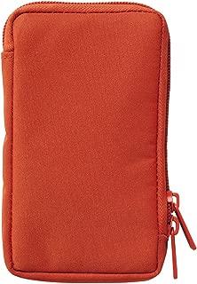 LIHIT LAB. 喜利 日本原装进口smart fit系列A-7584便携数码包 商务手机小腰包 (不含肩带) 4#橙色