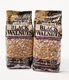 Hammon's American Black Walnuts, 24 Ounces (Pack of 2)