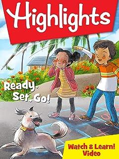 Highlights Watch & Learn!: Ready, Set, Go!