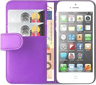 常规钱包 iPhone 65055751660480 Flip Wallet - Purple