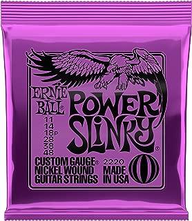 Ernie Ball P02220 Power Slinky 11-48 Nickel Wound Set (Bronze)