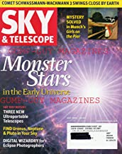 Sky & Telescope May 2006 Magazine COMET SCHWASSMANN-WACHMANN 3 SWINGS CLOSE BY EARTH Monster Stars In The Early Universe