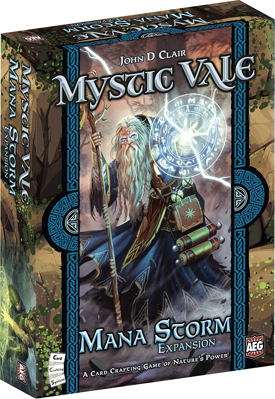 Alderac Entertainment ALD20   Mystic Vale Mana Storm Expansion