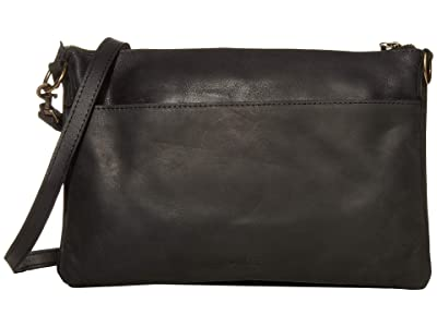 ABLE Martha Crossbody (Black) Handbags