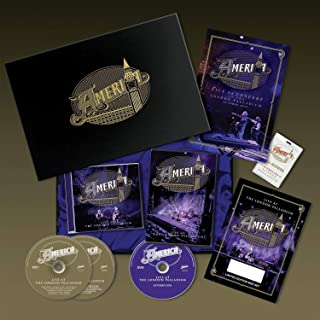 Live at The Palladium (Ltd Deluxe Box Set INCL. DVD (NTSC Reg 0), FullColor 24-pg Book & Signed & Numbered Certificate) [I...