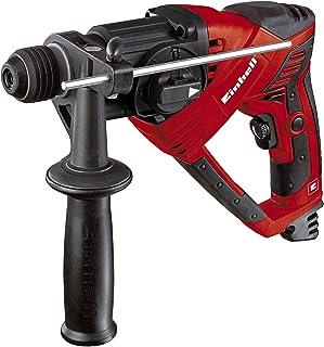 comprar comparacion Einhell 4258491 Martillo perforador RT-RH 20/1 con acción neumática 18 W, 230 V, 1, 500, Negro, Rojo
