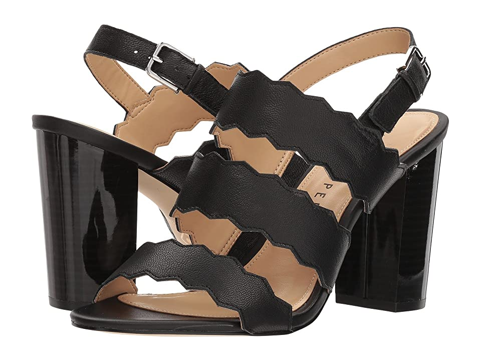 Katy Perry The Amelia (Black Soft Tumbled Leather) Women