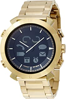 Cogito Classic Steel Metal Smartwatch (CW2.0-013-01) - Champagne