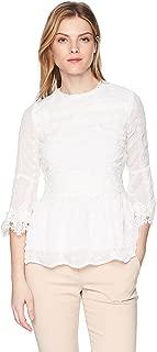Women's Lace 3/4 Sleeve Blouse