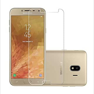 HYPHEN Tempered Glass Screen Protector for Samsung Galaxy J7 PRO | 2.5D Ultra Strong | 9H Hardness Tempered | Oleophobic C...