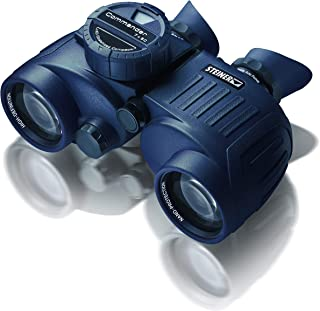 Steiner Commander 7x50 marine binoculars with compass - Worldwide largest and most precise illuminated compass, 145 m fiel...