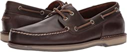 Beeswax/Dark Brown Leather
