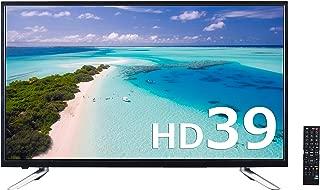 SANSUI 39V型 液晶 テレビ SCM39-B11 ハイビジョン 外付HDD録画対応  2017年モデル