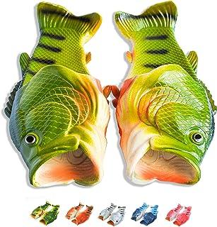 Coddies Chaussures de Poisson - Fish Flops | Sandales Unisexes, Tongs, Pantoufles, Chaussures de Piscine et de Plage | Hom...