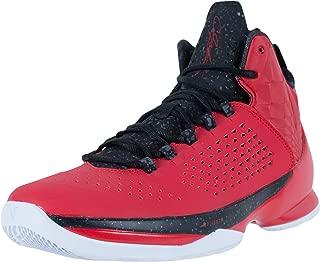 [716227-605] AIR Jordan MELO M11 Mens Sneakers AIR JORDANUNVERSITY RED Black WHITEM