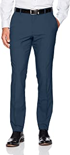 Men's Portfolio Very Slim Solid Tech Pant