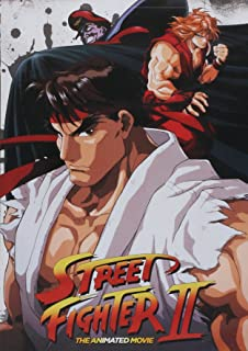 Street Fighter II the Animated Movie [DVD] [Import]