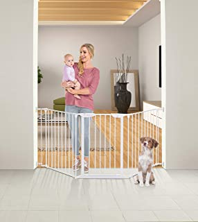 Little Chicks Waverely Configure-It Puerta montada para parte superior e inferior de escaleras