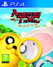 Bandai Namco Entertainment Adventure Time: Finn And Jake Investigations (Ps4)
