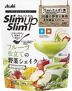 スリムアップスリム フルーツ仕立ての野菜シェイク フルーツミックス味 300g×3袋