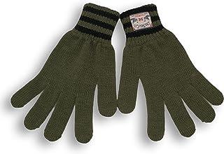 Diesel 2-KASTI Gloves Army Green