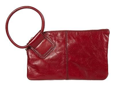 Hobo Sable (Garnet Vintage Hide) Clutch Handbags