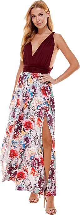 Convertable Maxi Dress
