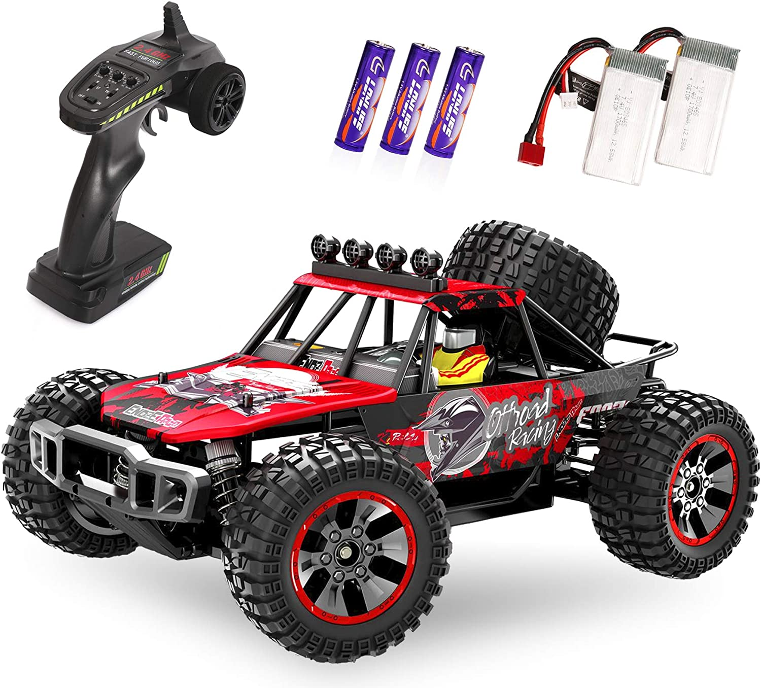 RC Cars 1 10 Scale Max 60% OFF Large Adul Remote Control Dallas Mall Car for High-Speed