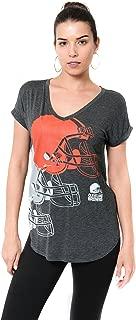 NFL Women's Soft V-Neck Tee Shirt