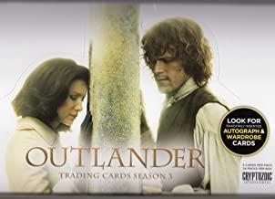 Outlander Season 3 Trading Card Box by Cryptozoic - FACTORY SEALED