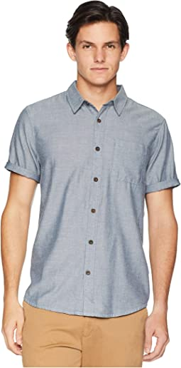 Fairbanks Woven Top