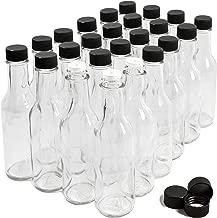 mini vinegar bottles