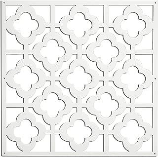 Best decorative wood lattice panels Reviews