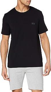 BOSS Men's Plain T-Shirt