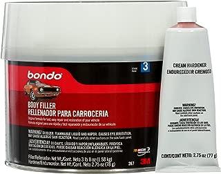 Bondo 267 Lightweight Filler Can - 1/2 Gallon