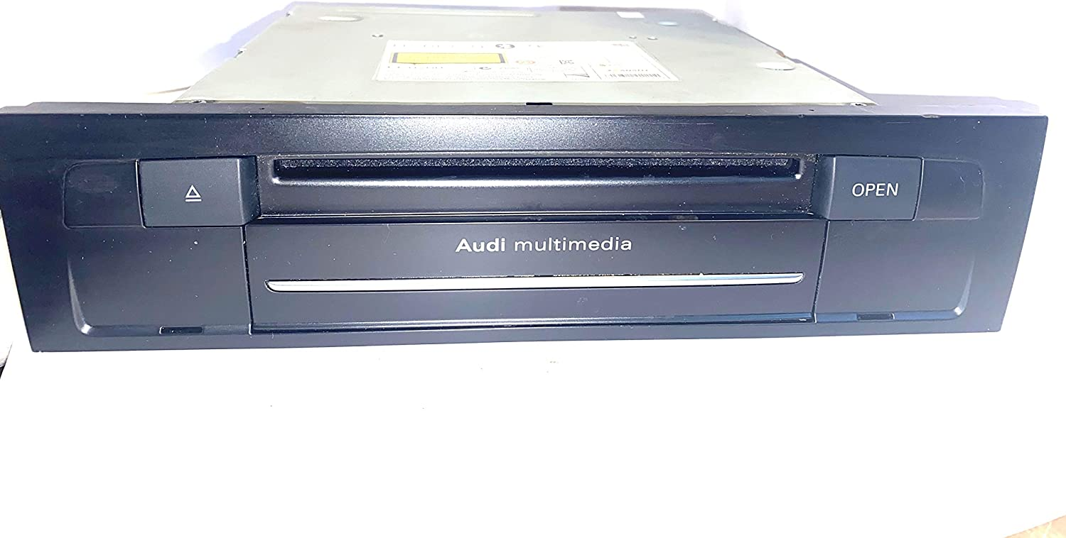 Abssrsautomotive MULTIMEDIA PLAYER For AUDI unisex 2015 Q7 New life 4L2035746G