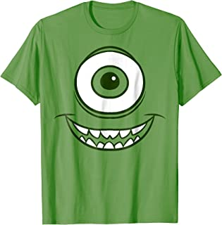 Monsters Inc. Mike Wazowski Halloween Graphic T-Shirt