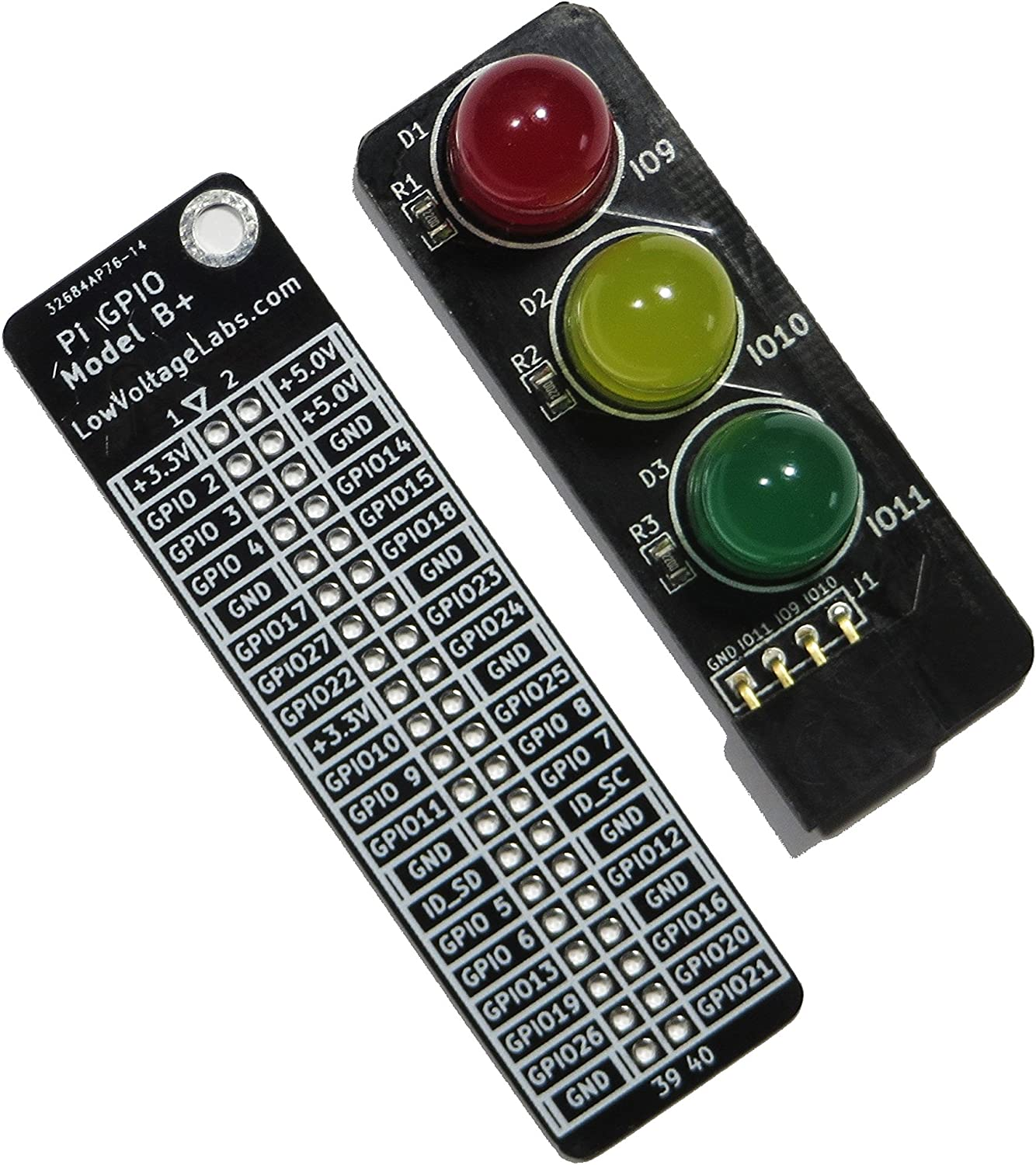 Raspberry Pi Traffic Light and Year-end gift Super sale GPIO reference f board combo pack