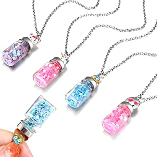Best fairy glitter necklace Reviews