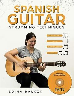 Spanish Guitar Strumming Techniques